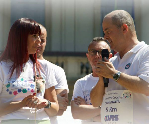 1° Trofeo Eleonora Cocchia Gara Podistica città di Tradate 17/06/2018
