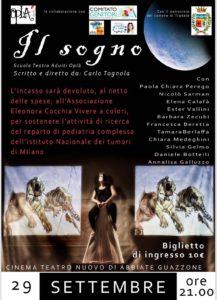 Teatro Il Sogno_Vivere a Colori